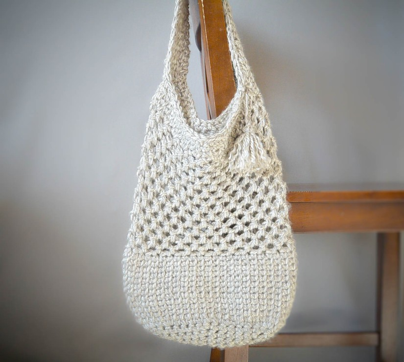 Manhattan-Crochet-Tote-Pattern-Picture - Mama in a stitch
