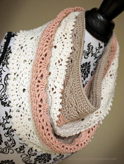shin-yu infinty scarf - chichi Allen