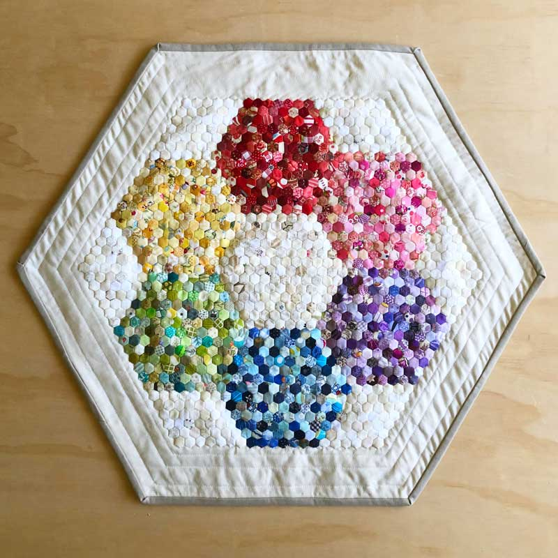 Flower-Power-Mini-Quilt---Miss-Leela-19